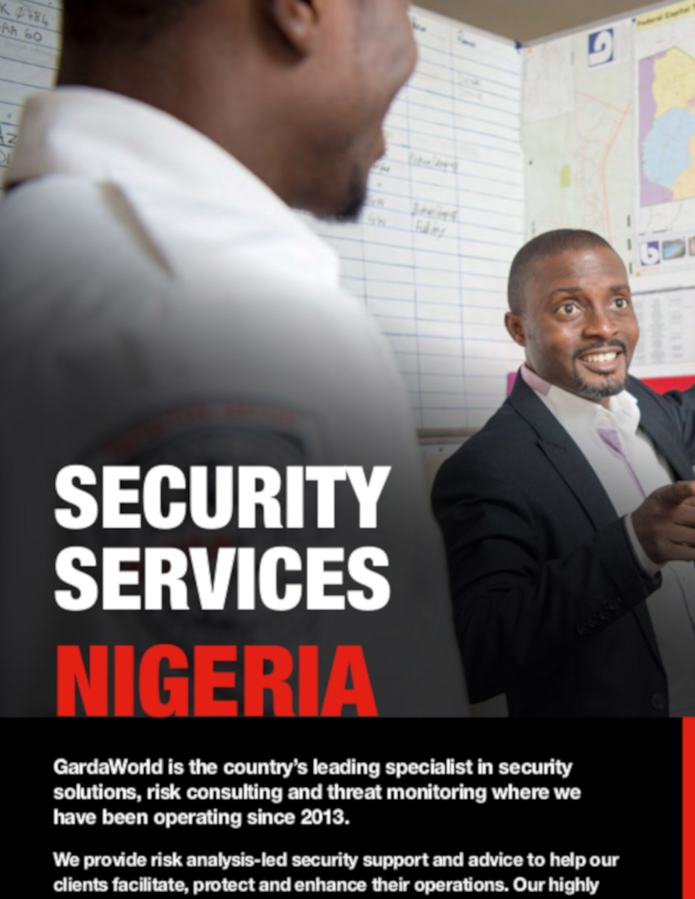 Nigeria Security Services