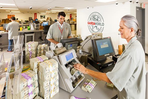 Vault Services Cash Management Gardaworld