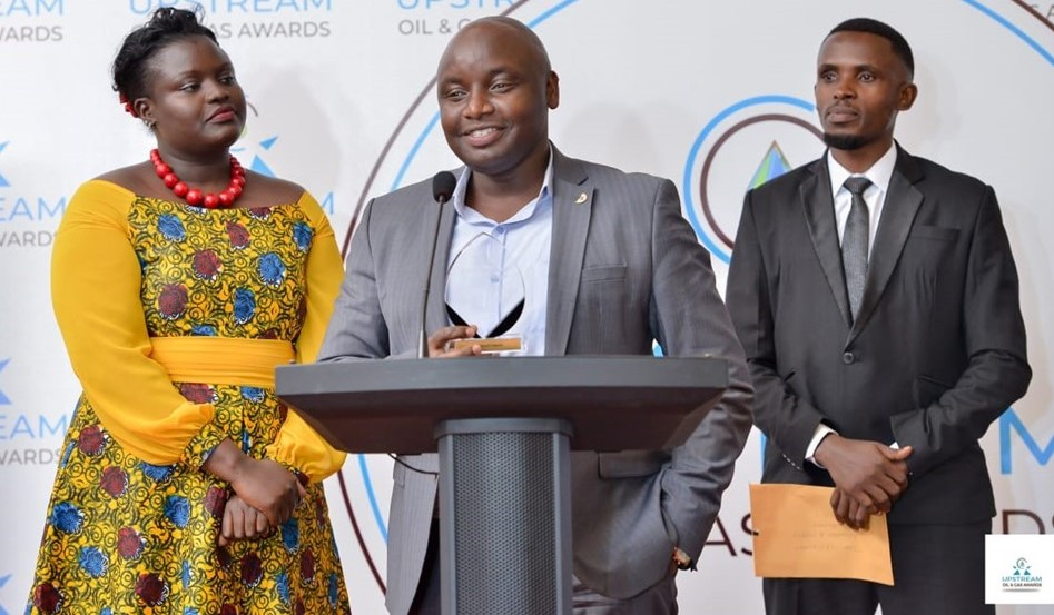 Won Best Security Provider at the 2019 Uganda Oil & Gas Upstream Awards