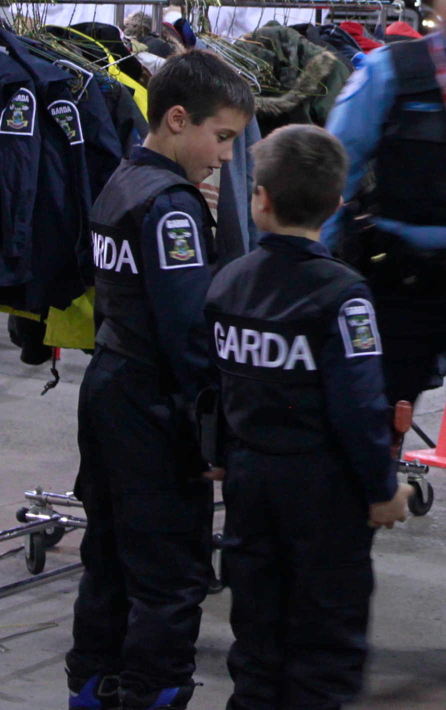 Garda Kids Family Day