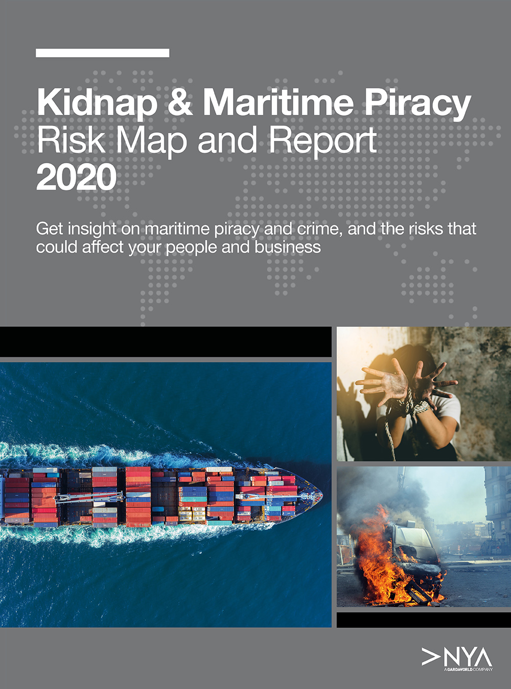 Kidnap and Maritime Piracy Risk Map and Report 2020
