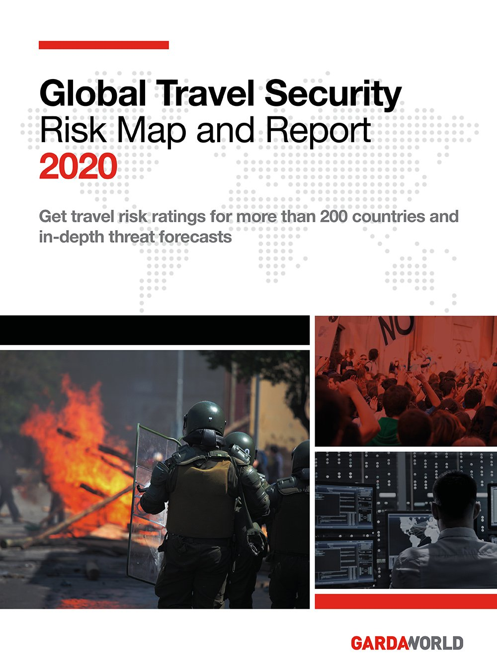 Global Travel Security  Risk Map and Report 2020