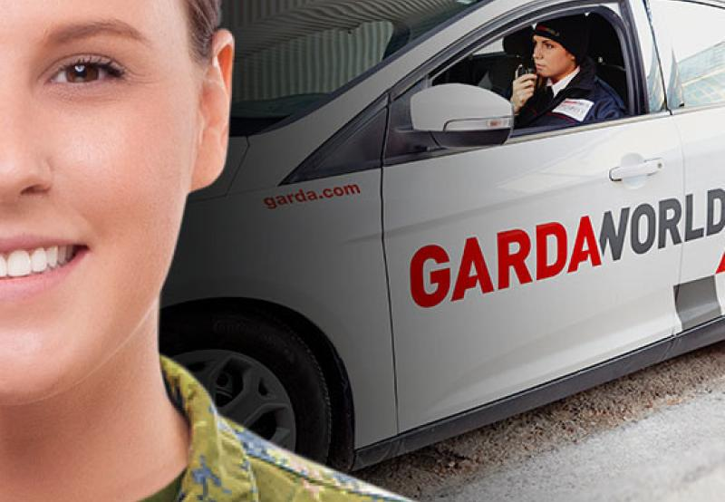 GardaWorld is recruiting military personnel as part of our Veteran and Reservist Employment Program