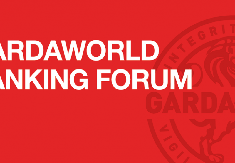 GardaWorld Banking Forum 2018