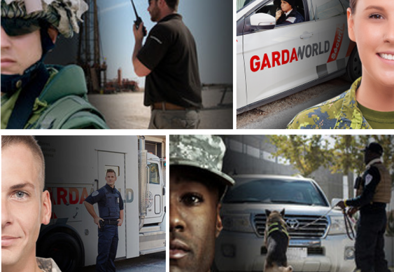 GardaWorld employer of choice for veterans
