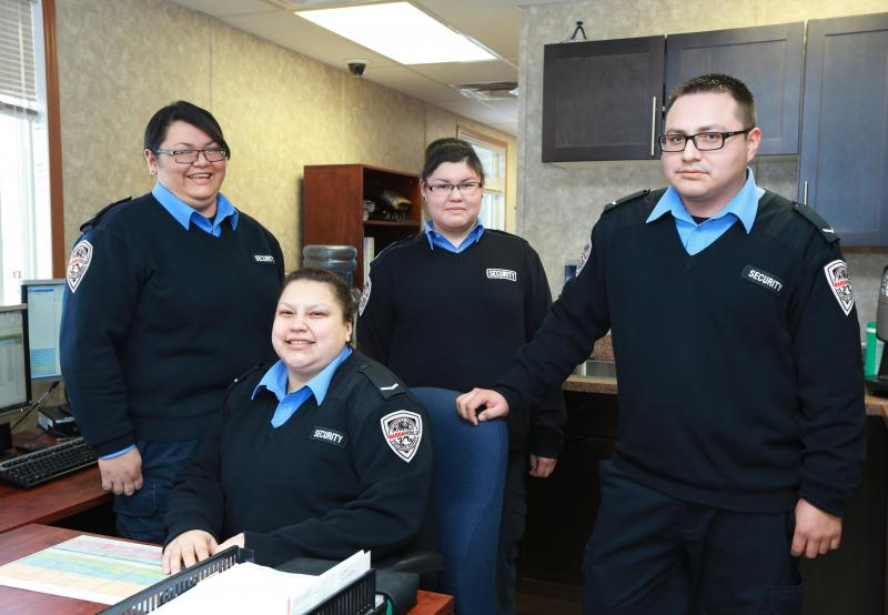 Security jobs for Big River First Nation