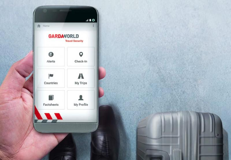 Security Services | GardaWorld