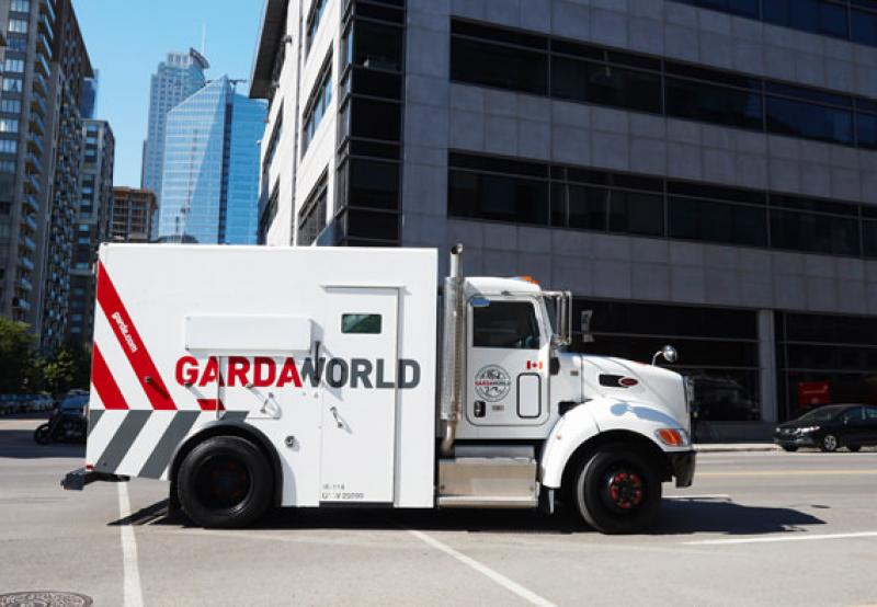 Cash Management | GardaWorld