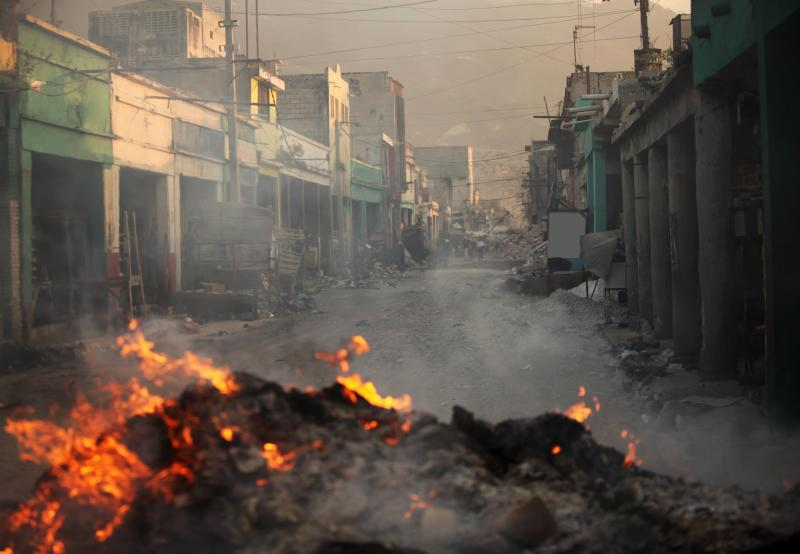 Haiti: Nationwide protests continue amid high tensions