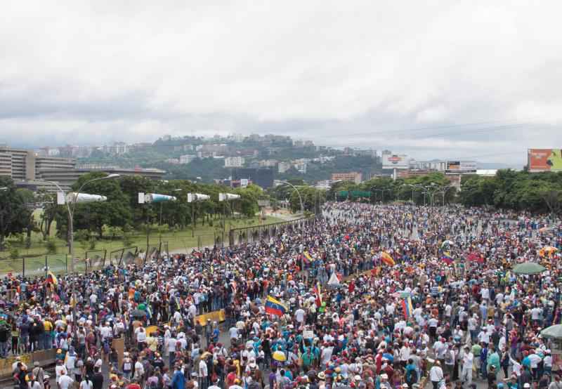 Venezuela: Opposition calls for nationwide protests