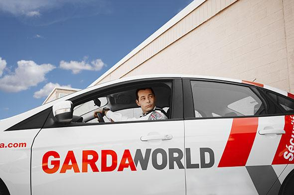 GardaWorld mobile security patrol