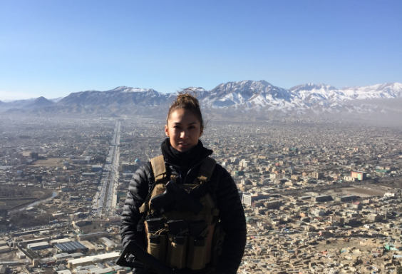 Kayley Wan's team helps Afghan women secure management roles down the road