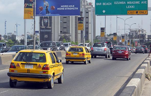 Nigeria Taxis