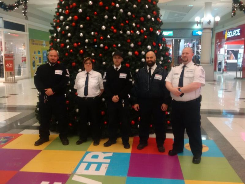 St John's GardaWorld team brings holiday cheer to children in need