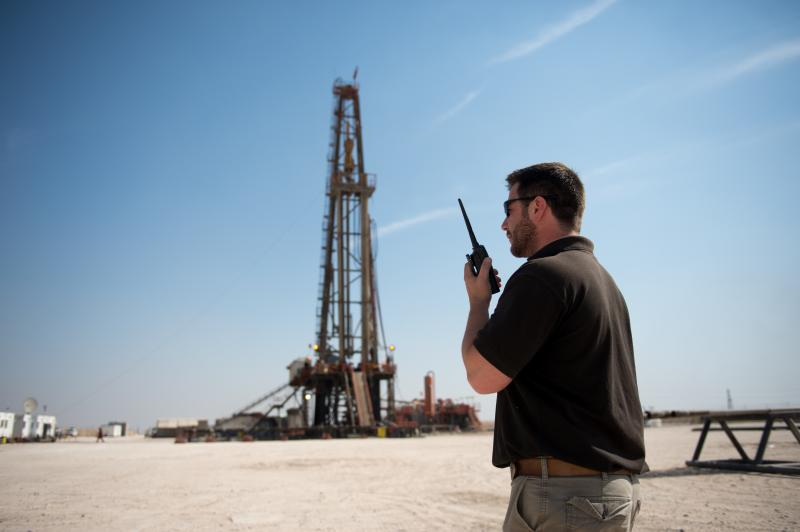 GardaWorld strengthens rig site security in Iraq