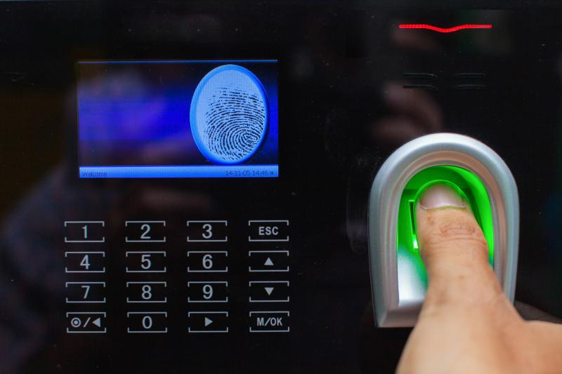 Cash Services Biometrics