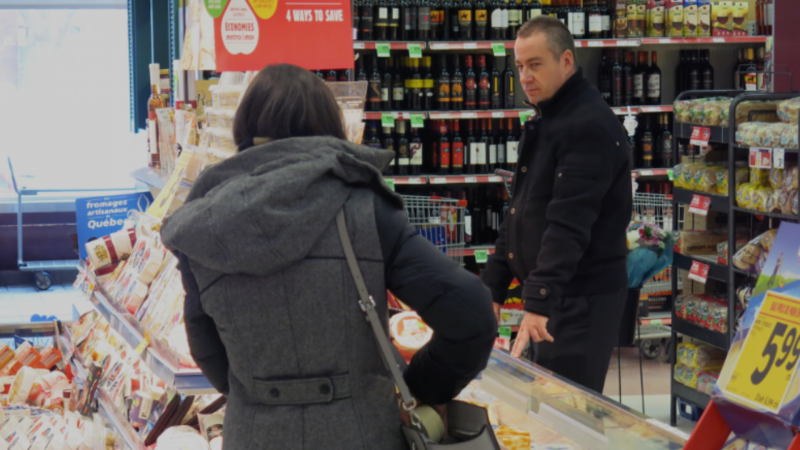 Shoplifting: the observations of an expert in loss prevention