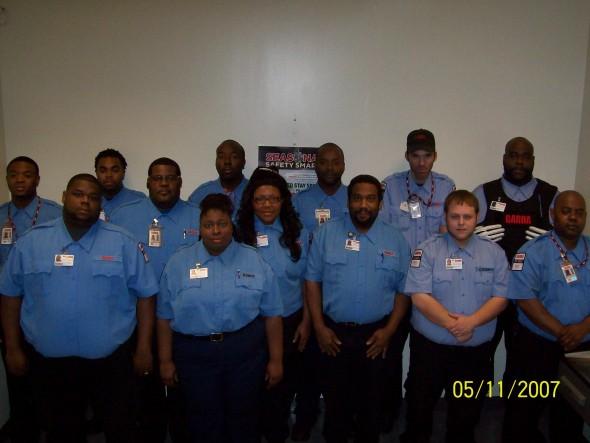 Garda Cash Logistics Employees Promote Safety - GardaWorld Blog